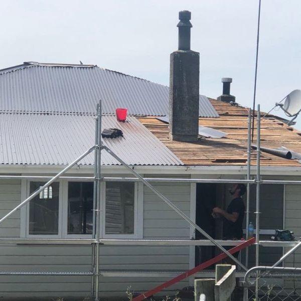 Re Roof jobs